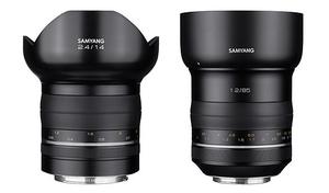 پیشرفت کمپانی سامیانگ در بازار رقابت با تولید لنزهای سری Premium