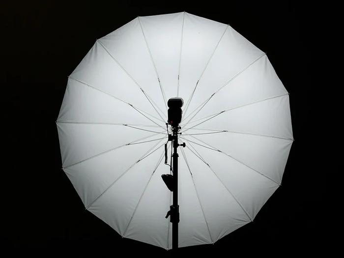 کاربرد چتر در عکاسی