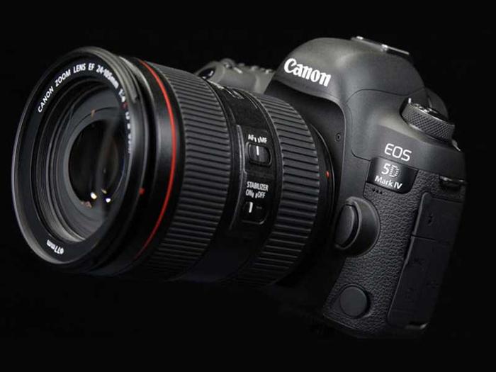 سه دلیل برای خرید دوربین کانن