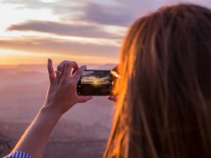 همهچیز درباره عکاسی با موبایل در سفر