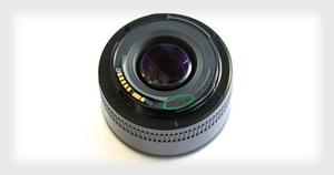 تشخیص لنز Canon 50mm f/1.8 II اصل با تقلبی