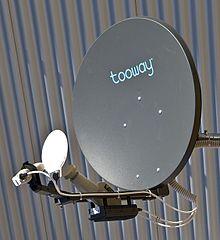 Satlite internet اینترنت ماهواره ای
