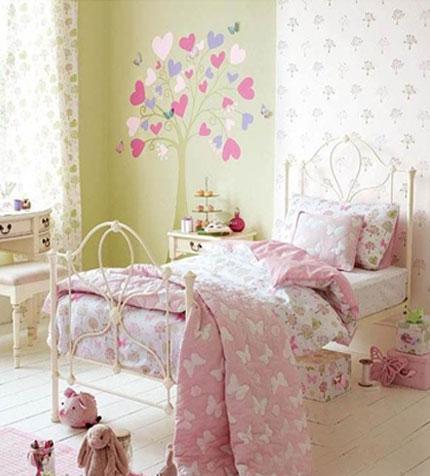 تزیین اتاق با ساتن تزئین اتاق کودک - ویرگول