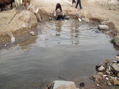 در بهار، بحران آب کدومه : سوء مدیریت یا کفران نعمت