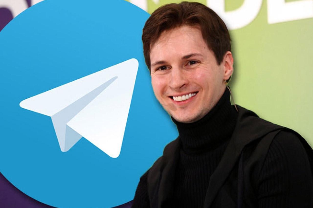 سوپر تلگرام! قابل احترام، شفاف و آزاد