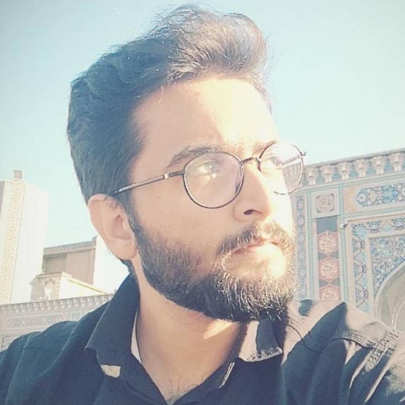 Mohammad Saeed Heidari