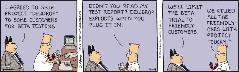 تست بتا و کاربرد آن در UI/UX