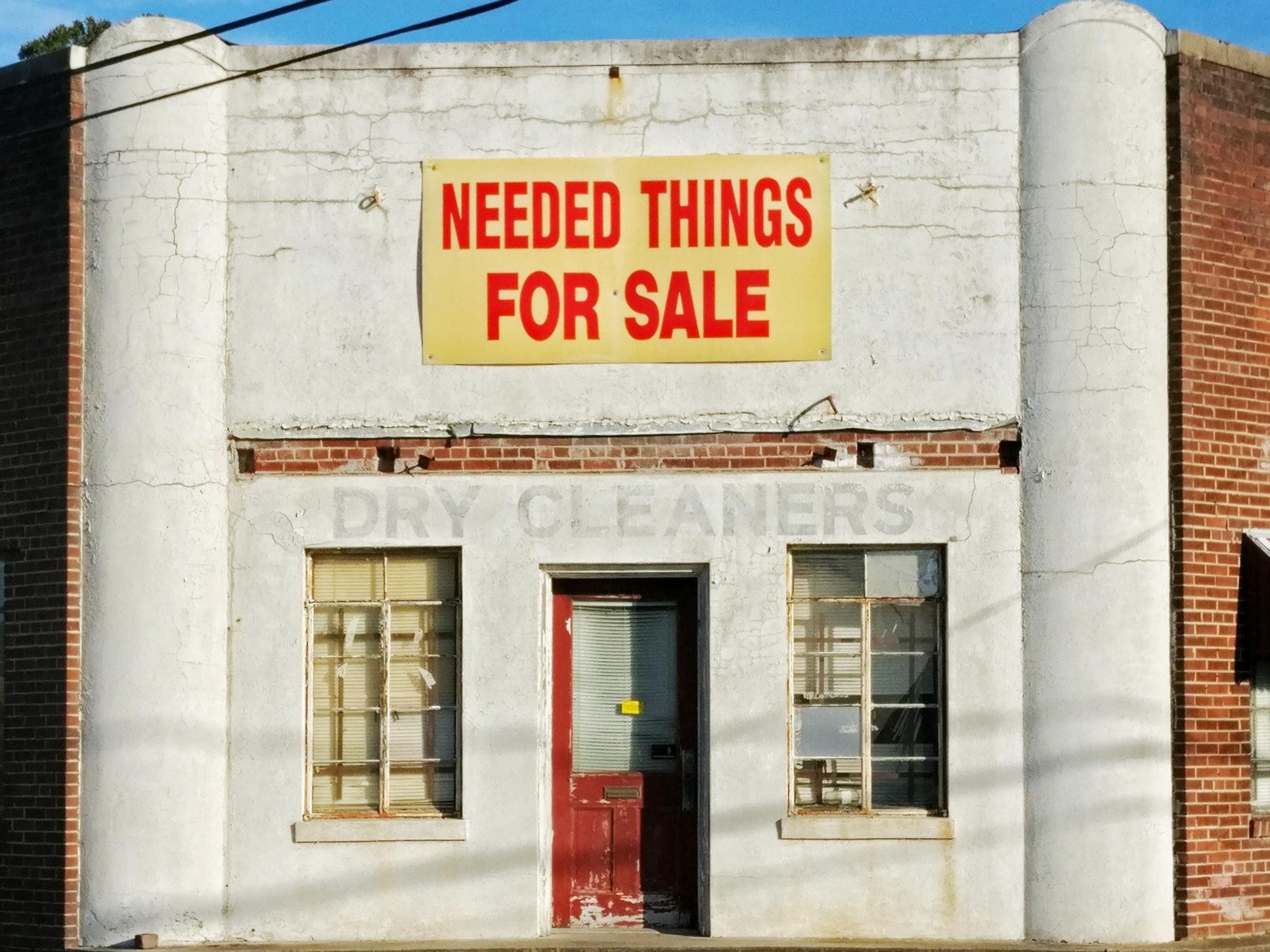 قبل از اینکه راهحل را بفروشیم، مشکل را بفروشیم
