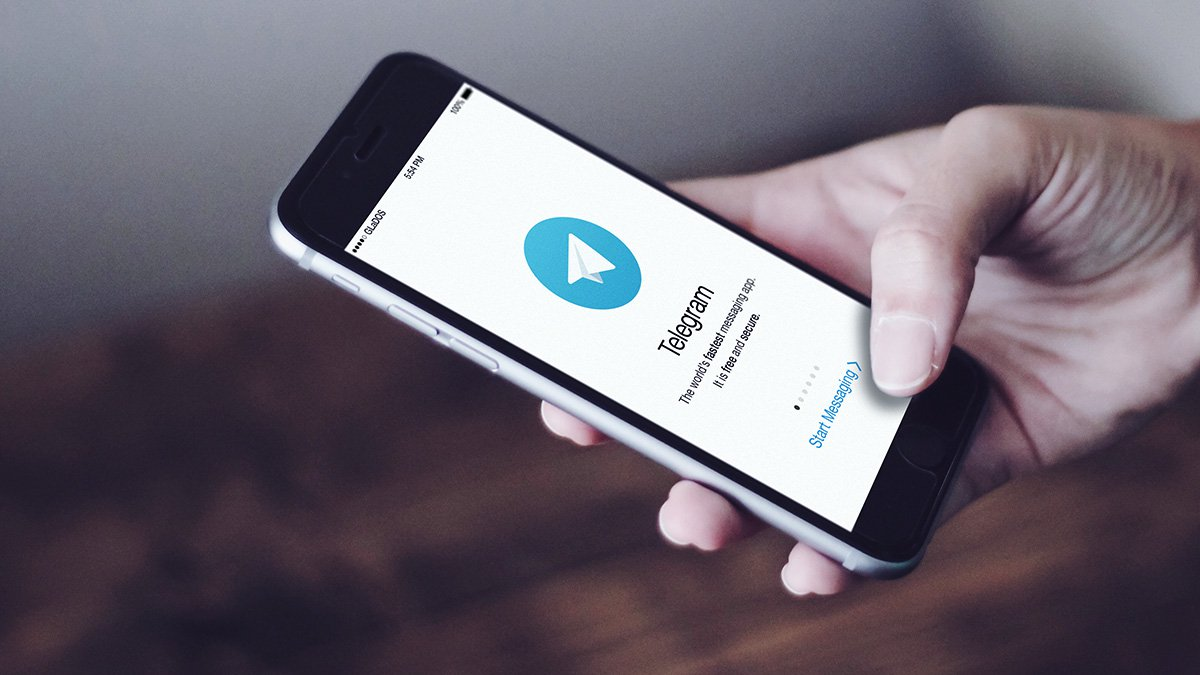 حریم خصوصی به سبک تلگرام :)