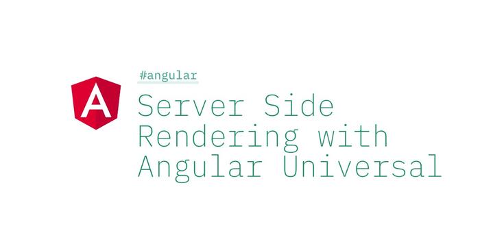 SSR ( Server-Side Rendering ) و پیاده سازی آن در انگولار