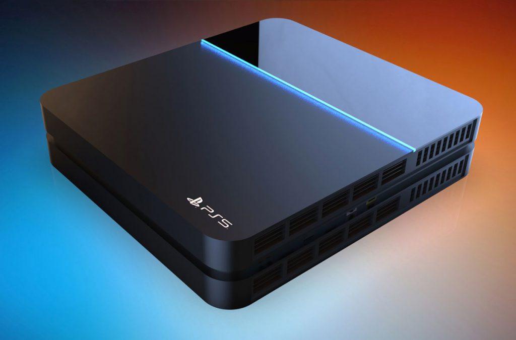 همه مشخصات کنسول بازی PS5
