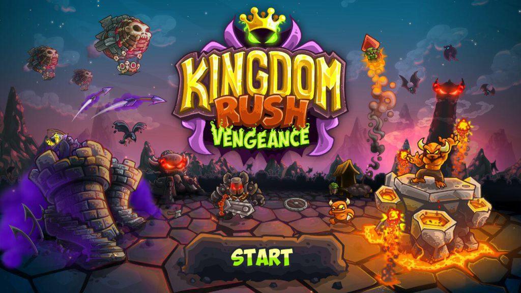 معرفی و بررسی بازی موبایل Kingdom Rush Vengeance