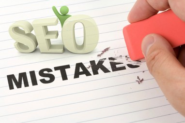 Mistakes For Seo