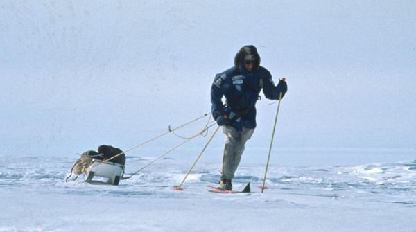 کاگه در قطب جنوب