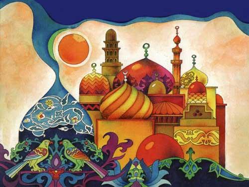 هزار و یک شب، شهرزاد قصهگو، و داستانهایی که معجزه میکنند.