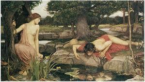 اکو، نارسیوس و گل نرگس