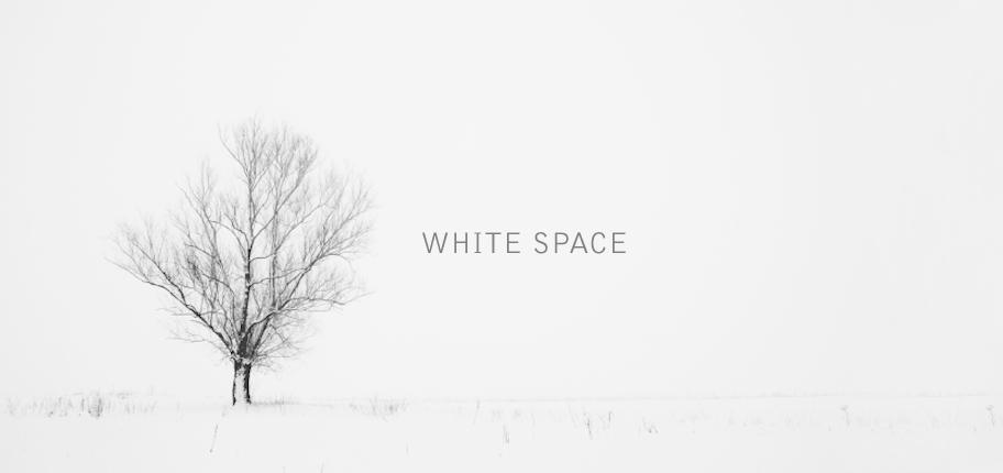 فضای سفید را بشناسید؛ تمرین و الگوی مفید برای شروع یادگیری
