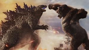 پاپکورن: بررسی فیلم Godzilla vs. Kong
