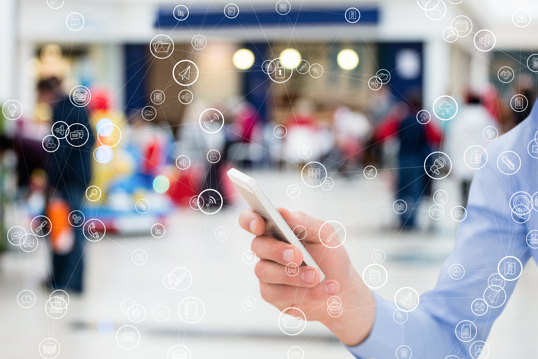 بازاریابی با موبایل