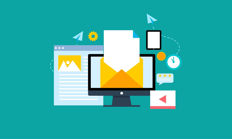 سوشال مدیا و بازاریابی ایمیلی را با هم ترکیب کنید