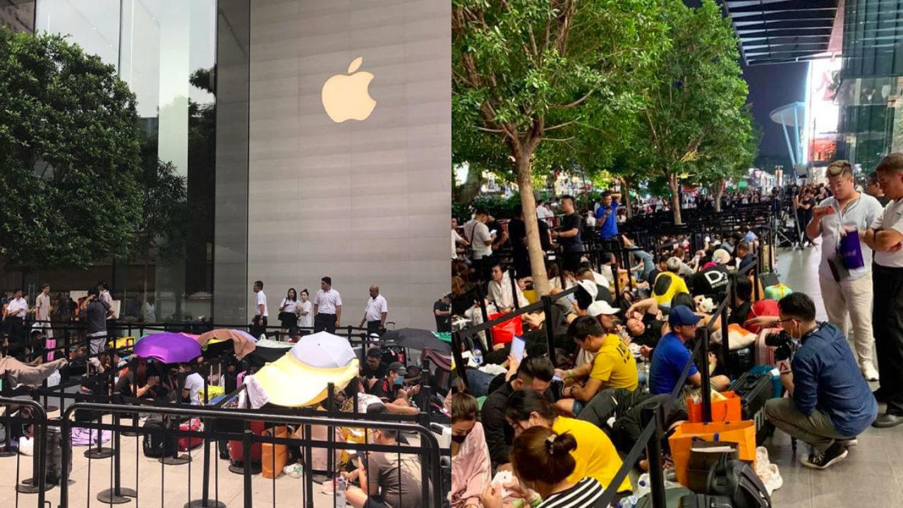 اپل برای هر یک از صفهای محصولات جدیدش برنامهریزی میکند و از قبل میداند تقاضا قرار است خیلی بیشتر از عرضه باشد!