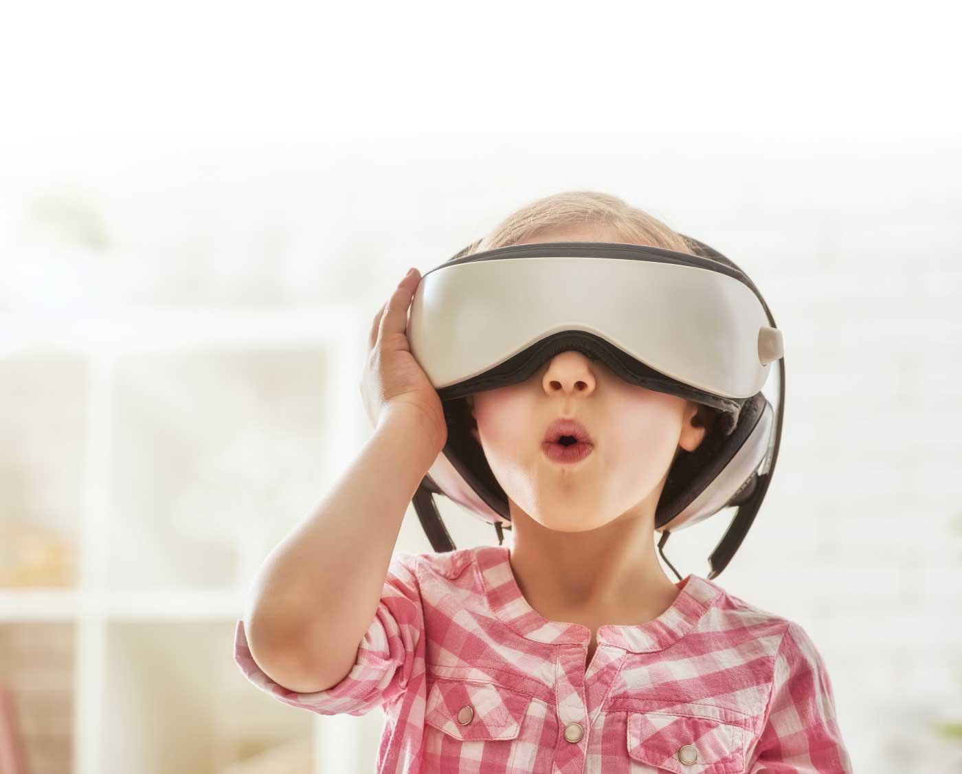 اثـــرات نامطلوب واقعیت مجازی بر سلامتی
