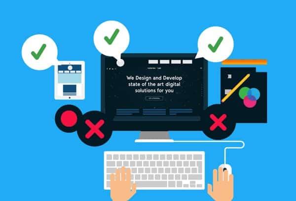 اشتباهات معمول در طراحی وب