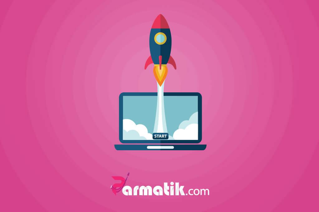 راهنمای کامل افزایش سرعت سایت