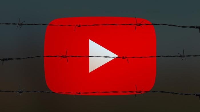 یوتیوب در چه کشورهایی فیلتر است؟