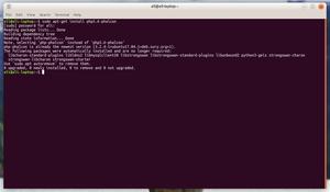 نصب فریم ورک فالکون روی سرور اوبونتو Ubuntu