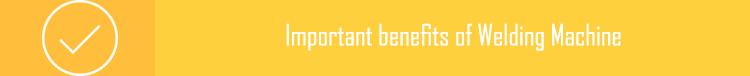 مزایای اینورتر جوشکاری | Important benefits of Welding Machine