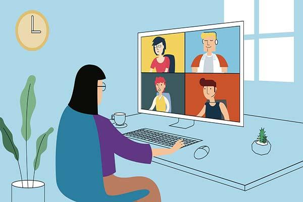 کنفرانس ویدئویی آنلاین با امنیت ذهنی
