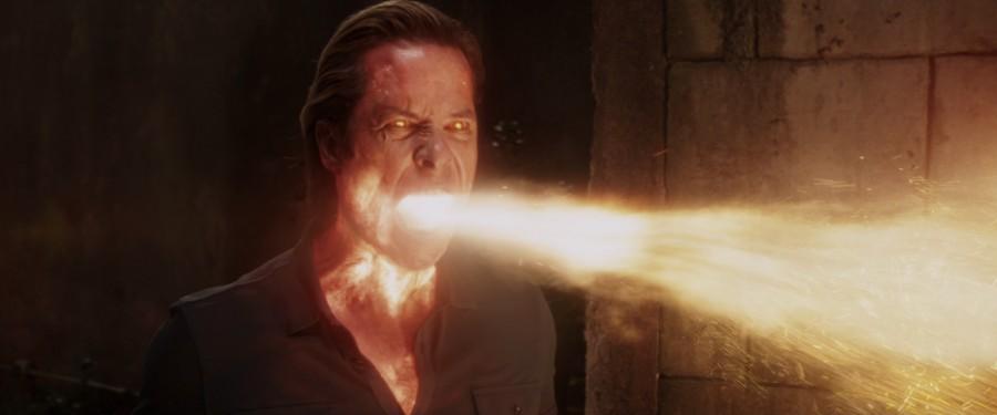 وقتی که از دهانت آتش بیرون میزند...