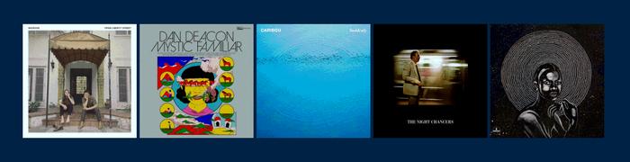 معرفی 5 آلبوم از سه ماهه اول 2020