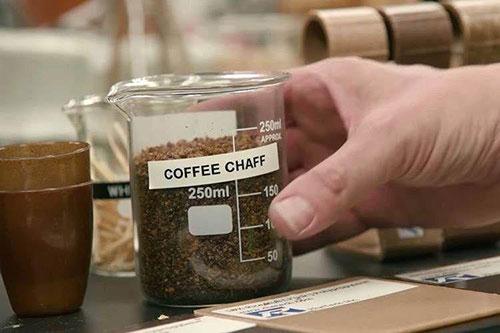 تولید قطعات خودرو با استفاده از پسماند قهوه: