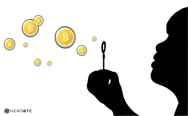 آیا بیت کوین حباب است؟