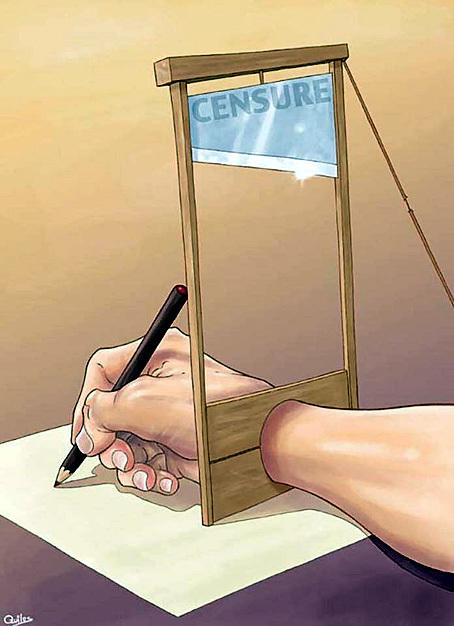 زنده با سانسور