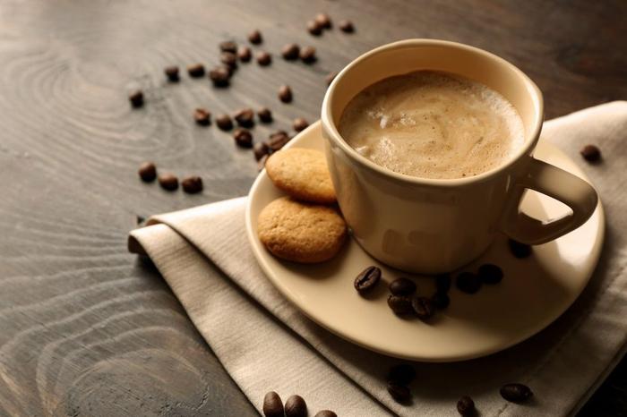 قهوه وگان