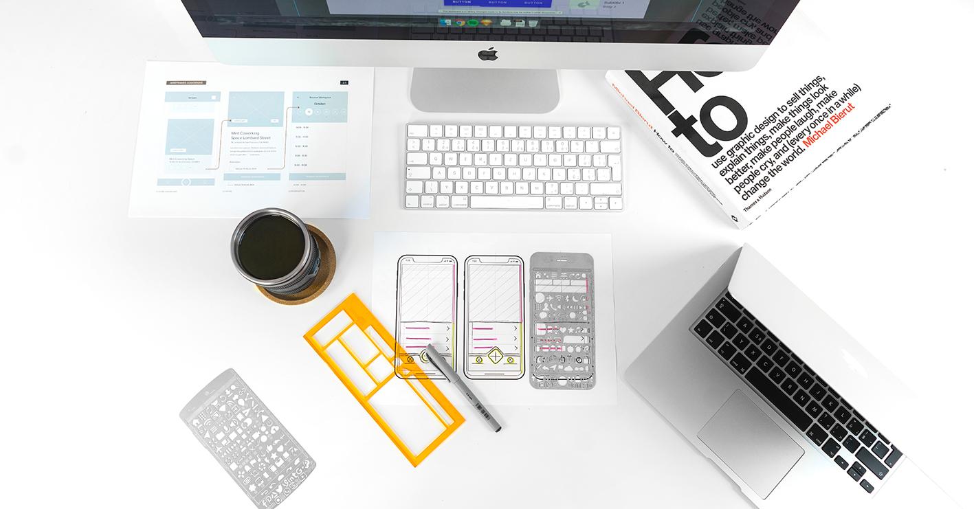 ابزار مربوط به طراحی رابط کاربری