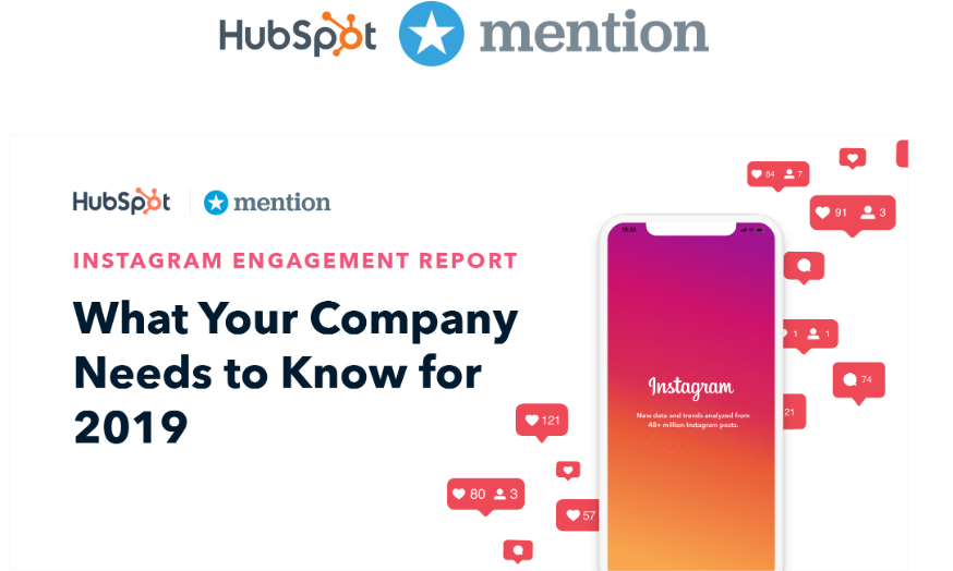 Instagram engagement report: what your company needs to know for 2019