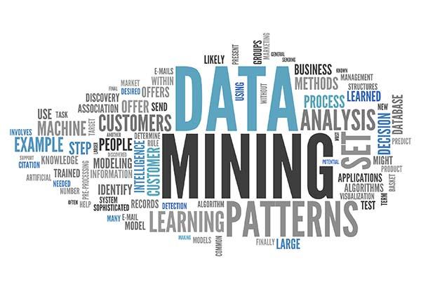 Web Scraper  نه ولی Data Mining چرا