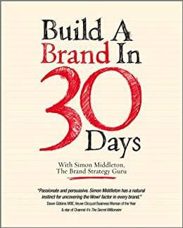 چکیده کتاب ساخت برند در 30 روز اثر سیمون میدلتون