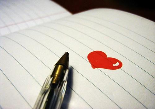 عاشقانههای نانوشته