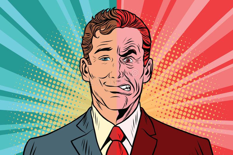 یک دستهبندی کاملاً علمی: دو دسته مرد (مبتنی بر جامعه آماری آقای «ح» و آقای «ب»)
