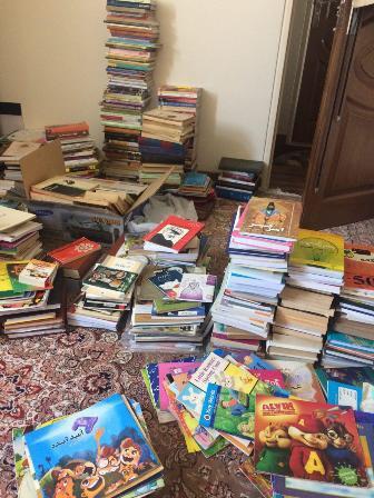 خانه خواهرم، در هفته فراخوان ارسال کتاب