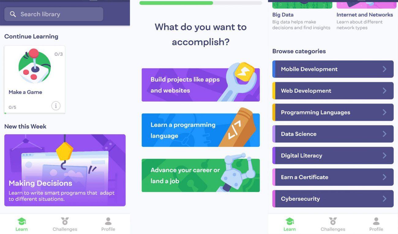 معرفی اپلیکیشن: Mimo Learn to Code