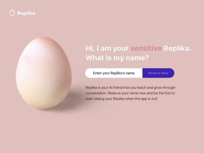معرفی اپلیکیشن: رپلیکا یک دوست مجازی هوشمند
