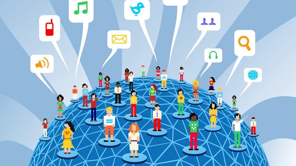 تأثیر اینترنت بر فرهنگ جهانی
