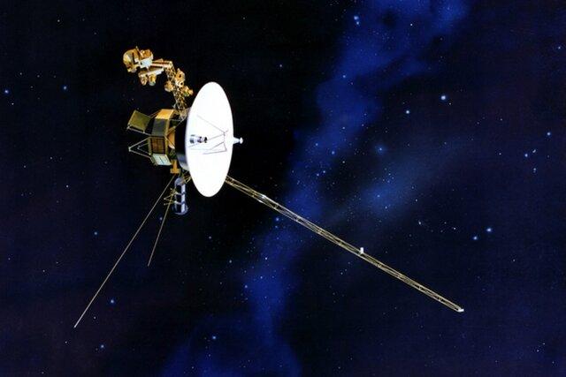 """ناسا: """"وویجر ۲"""" دچار نقص فنی شد"""