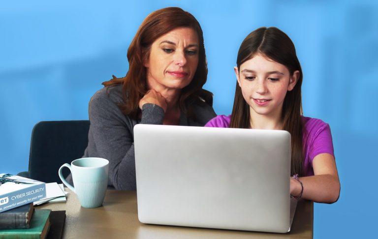 محافظت از کودکان در اینترنت